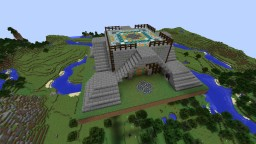 4th out of 4 Terracotta Spawn Platforms Minecraft Map & Project