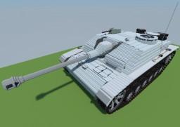 StuG III Ausf. G Minecraft Project