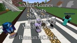 BatmanMC Minecraft Server