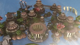 'Snake temple' by Bodha_ Minecraft