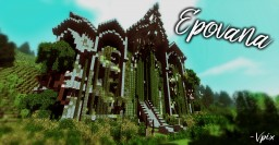 """Epovana"" The Reptilian Temple - VPix (CONTEST)(Need render pls :P)(Judges please leave feedback :p) Minecraft"