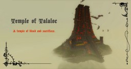 Temple of Talaloc - Contest Entry Minecraft Map & Project