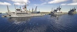 Powhatan-class fleet ocean tug Minecraft Project