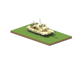 7:1scale M1A2 Abrams Minecraft Project