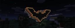 BatMan Cave - Your own batmobile , batman showcase statue , underground cave , etc. Minecraft Project