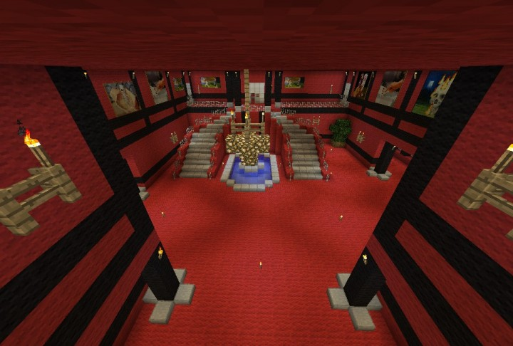. Scarface Mansion Minecraft Project