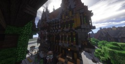 My Medieval Survival Town(Video) Minecraft Map & Project