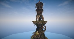 [Cup of Architects] Witch Tower Minecraft Project