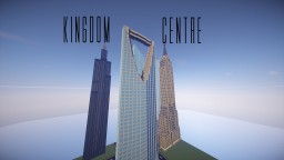 Kingdom Centre Minecraft Map & Project