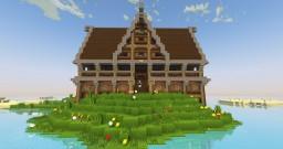 RoarToasts Original House Design Minecraft Project