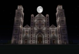[Old Project] Italian Gothic Church Minecraft Project