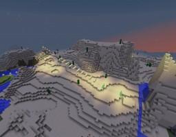 Quest Parkour Minecraft Map & Project