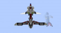 Vice (Space ship) Minecraft Map & Project