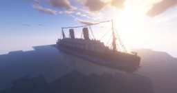 RMS Aurora 1907 Minecraft Map & Project