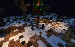 Christmas in the trenches Minecraft Project