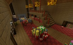 Zombie Survival: Christmas Update! Minecraft Project