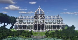 Royal Victorian Greenhouse Minecraft Project