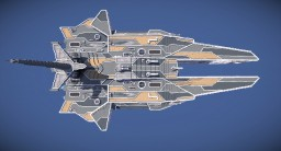 Spaceship by SirLeOssi (with Download) 1.12 Minecraft