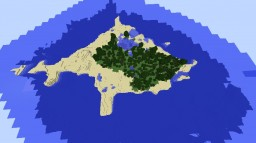Sharkbait Island 1.12.2 Minecraft Project