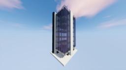 Modern Building - schematic Minecraft Project