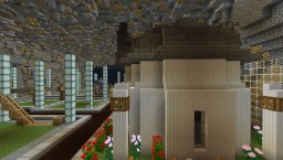 Romain House Minecraft Map & Project