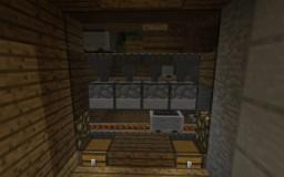 Auto Smelting furnace Minecraft Map & Project