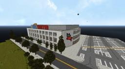 UNS Center Multipurpose Stadium Minecraft Map & Project