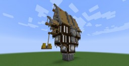 Steampunk House - 1 Minecraft Map & Project