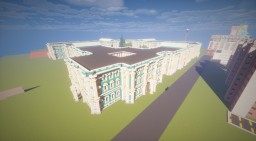 Saint-Petersburg - Ermitage (Winter Palace) Minecraft Project