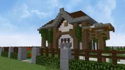 Simple House 1 Minecraft Map & Project