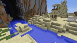 PUBG like battle royale map Minecraft Map & Project