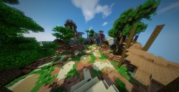 Tropical lobby > FREE DOWNLOAD Minecraft Project