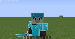 Penguin Pack Minecraft Texture Pack