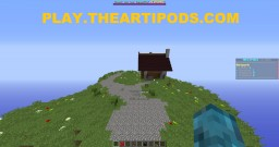 play.TheArtipods.com lobby Minecraft Project