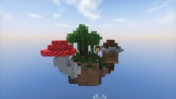 Mystic Skyblock v1 Minecraft Map & Project