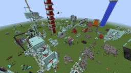 PickleP's redstone testing world Minecraft Map & Project