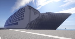 Cruise Ship [WIP] Minecraft Map & Project