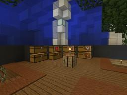 Underwater survival base Minecraft Map & Project