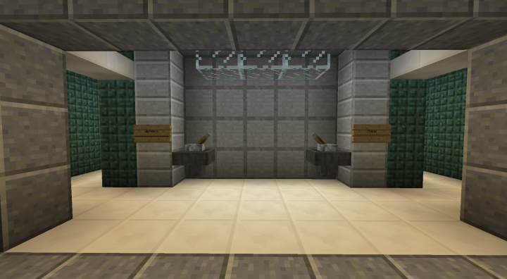 how to make a subway system in minecraft
