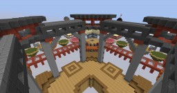 Hypixel bedwars map Minecraft Map & Project