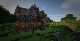 Medieval Kingdom Sets - Peasants house 1 Minecraft Map & Project
