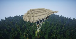 Class R Observation Balloon Minecraft Map & Project