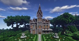 Victorian Mansion #3: Red Primrose Minecraft