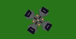 Mini Hub Spawn Minecraft Map & Project