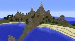 Rodia Island Minecraft Project