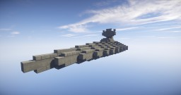 MINI Imperial-2 Star Destroyer Minecraft