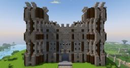 Castle Design Minecraft Project