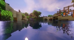 Cha'armha Harbor Minecraft Project