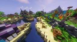 Cha'armha Harbor Minecraft Map & Project
