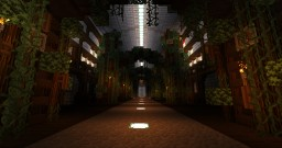 Forest Arches Minecraft Project